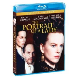Portrait of a Lady Blu-ray Cover