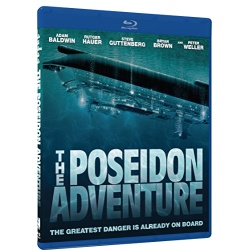 Poseidon Adventure Blu-ray Cover
