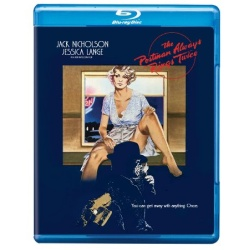 Postman Always Rings Twice Blu-ray Cover