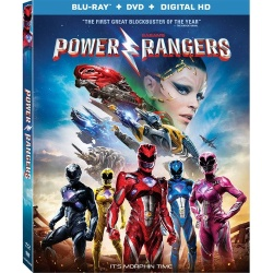 Power Rangers Blu-ray Cover