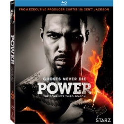 Power: The Complete 3rd Season Blu-ray Cover