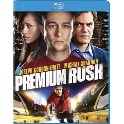 Premium Rush Blu-ray Cover