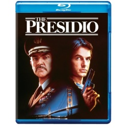 Presidio Blu-ray Cover
