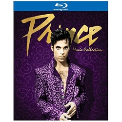 Prince Movie Collection Blu-ray Cover