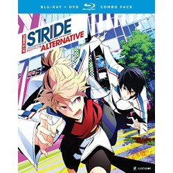Prince of Stride: Alternative Blu-ray Cover