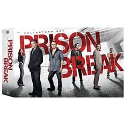 Prison Break: Collectors Set Blu-ray Cover
