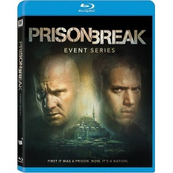 Prison Break: Event Series Blu-ray Cover