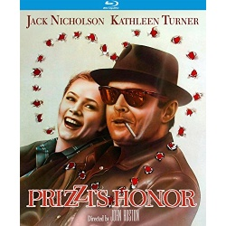 Prizzi's Honor Blu-ray Cover