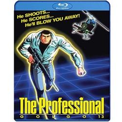 Professional: Golgo 13 Blu-ray Cover