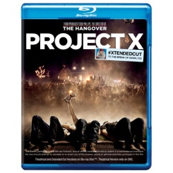 Project X Blu-ray Cover
