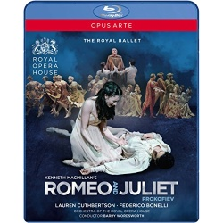Prokofiev: Romeo & Juliet Blu-ray Cover