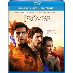 Promise Blu-ray Cover