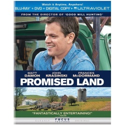 Promised Land Blu-ray Cover