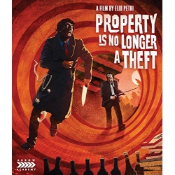 Property is No Longer a Theft Blu-ray Cover