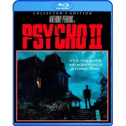 Psycho II Blu-ray Cover