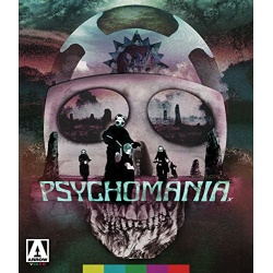 Psychomania Blu-ray Cover
