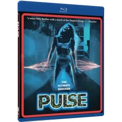 Pulse Blu-ray Cover