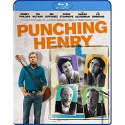 Punching Henry Blu-ray Cover