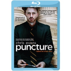 Puncture Blu-ray Cover