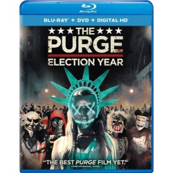 Purge: Election Year Blu-ray Cover