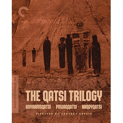 Qatsi Trilogy Blu-ray Cover