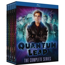 Quantum Leap: The Complete Series Blu-ray Cover
