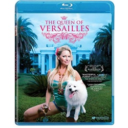 Queen of Versailles Blu-ray Cover
