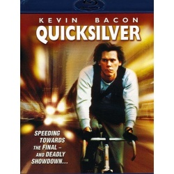 Quicksilver Blu-ray Cover