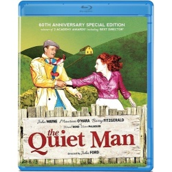 Quiet Man Blu-ray Cover