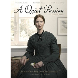 Quiet Passion Blu-ray Cover