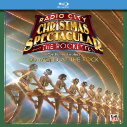Radio City Christmas Spectacular Blu-ray Cover