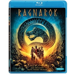 Ragnarok Blu-ray Cover