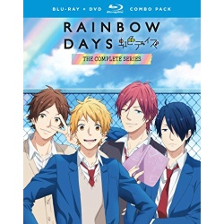 Rainbow Days: The Complete Series Blu-ray Cover