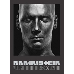 Rammstein: Videos 1995 - 2012 Blu-ray Cover