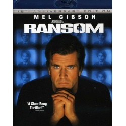 Ransom Blu-ray Cover