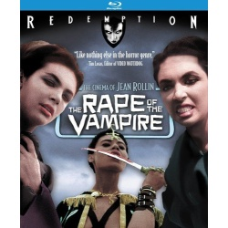 Rape of the Vampire Blu-ray Cover
