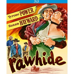 Rawhide Blu-ray Cover