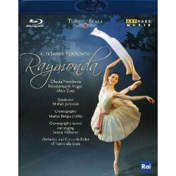 Raymonda Blu-ray Cover