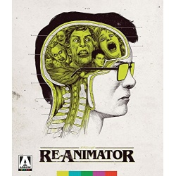 Re-Animator Blu-ray Cover