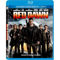 Red Dawn Blu-ray Cover