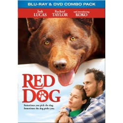 Red Dog Blu-ray Cover