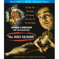 Red House Blu-ray Cover