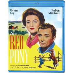 Red Pony Blu-ray Cover