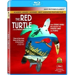 Red Turtle Blu-ray Cover