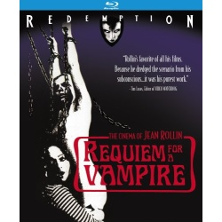 Requiem for a Vampire Blu-ray Cover