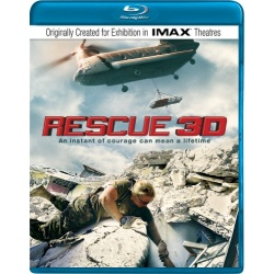 Rescue Blu-ray Cover
