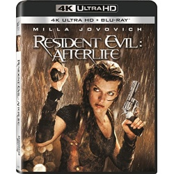 Resident Evil: Afterlife Blu-ray Cover