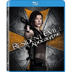 Resident Evil: Apocalypse Blu-ray Cover