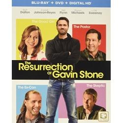 Resurrection of Gavin Stone Blu-ray Cover
