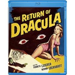 Return of Dracula Blu-ray Cover